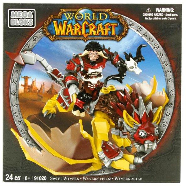 Mega Bloks World Of Warcraft Oyuncak Swift Wyvern