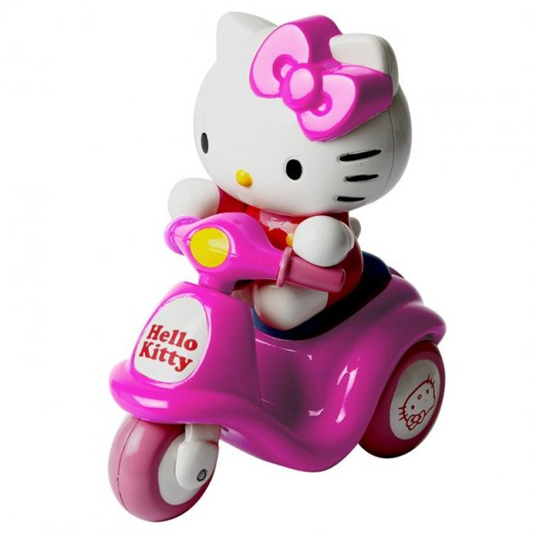 Hello Kitty Mini Scooter Pembe