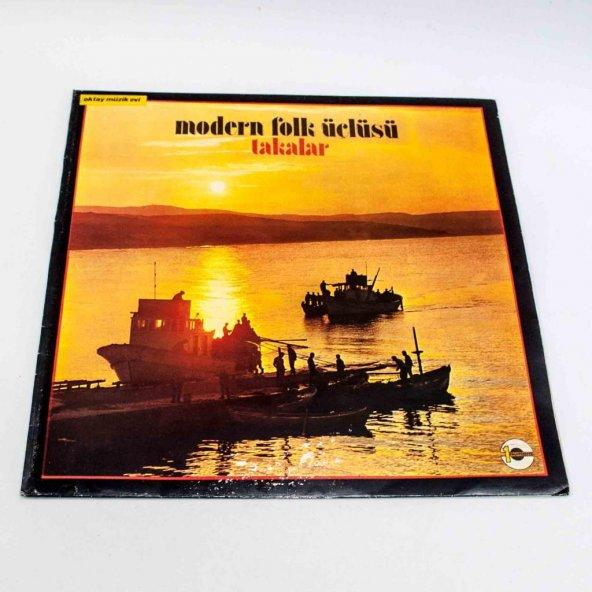 Plak-Modern Folk Üçlüsü-Takalar