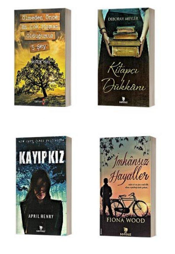 Dört Kitap Bir Arada - Midi Boy