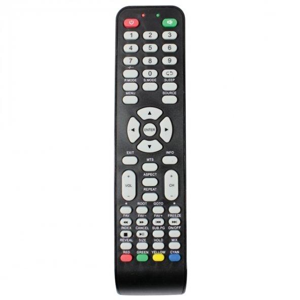 Tyfpoon SABA UZ9090 LED TV Kumanda