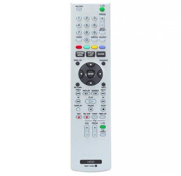 Kumandalar Kumandalar  DVD Kumandaları SONY SONY RMT-V323 SONY HD
