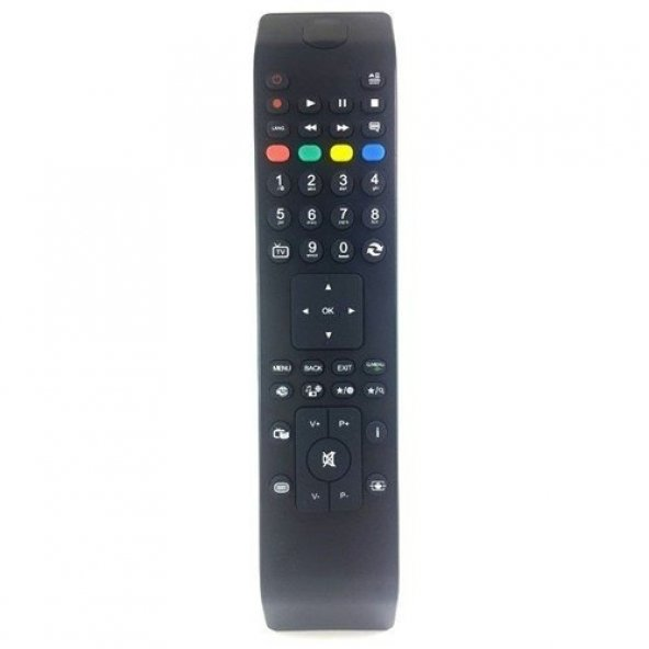 Seg 40Sd5000 Uydu Alıcılı Led Tv Uyumlu Kumanda