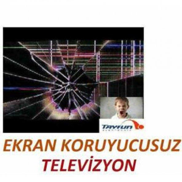 "Televizyon Ekran Koruyucu 49"" (124 Ekran) / Ekran Koruma Camı"