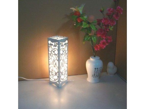 Dekoratif led Abajur Aydınlatma Fashion Lamp