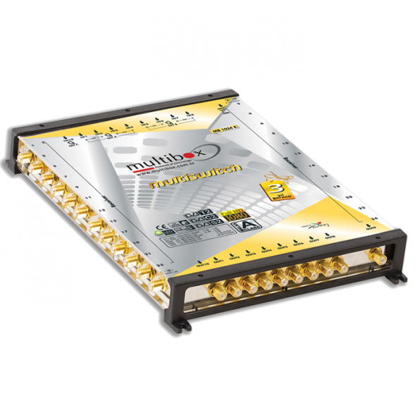 Multibox MB 10/48 Sonlu Multiswitch Santral