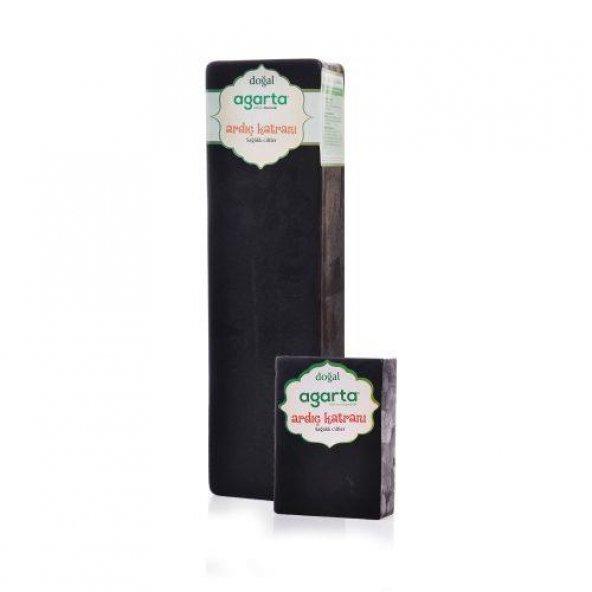 Agarta El Yapımı Doğal Ardıç Katranı Sabunu 150 gr