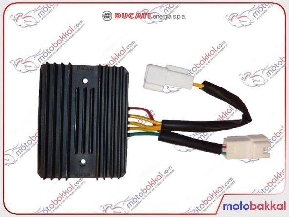 Piaggio MP3 300 ie Sport 2011-2013 Uyumlu Konjektör Regülatör