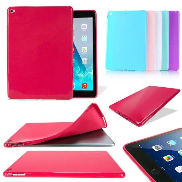 Samsung Galaxy Tab S2 9.7 T815 Kılıf Silikon Kapak + Ekran Koru