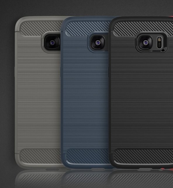 Samsung Galaxy S7 Edge Kılıf Rush Arka Kapak Korucuyu