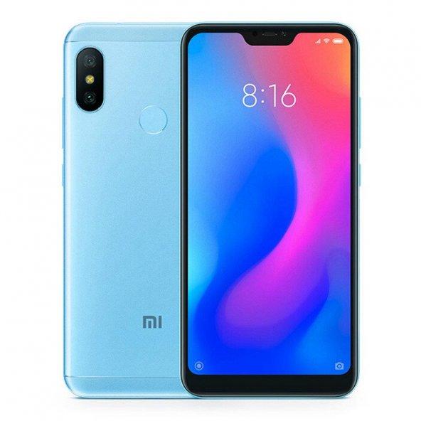 Xiaomi Mi A2 Lite 32 GB Mavi Cep Telefonu *2 YIL DELTA SERVİS GARANTİLİ*
