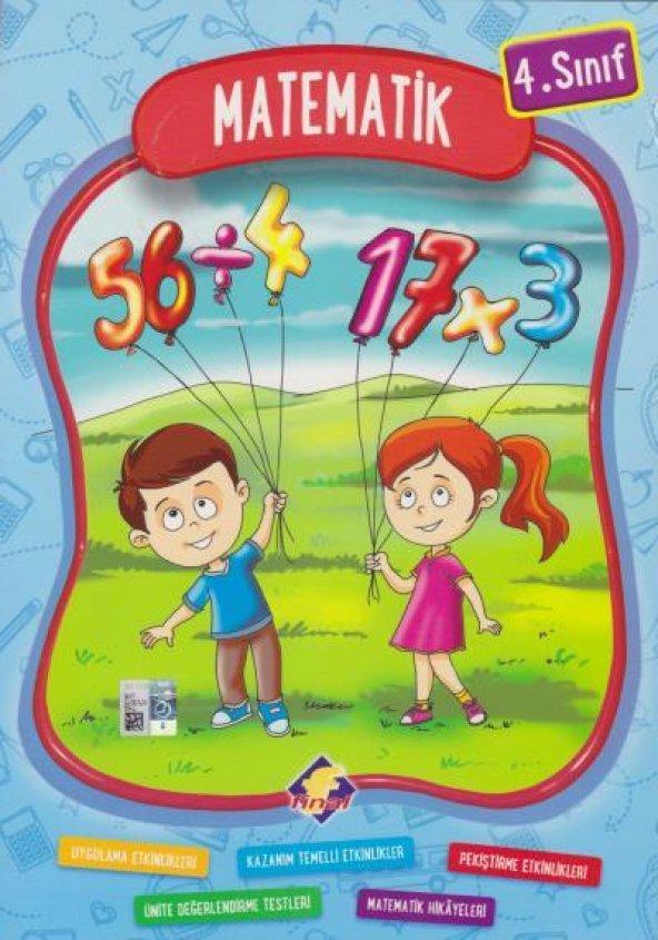 4.Sınıf Matematik Etkinliklerle Konu Anlatımı Final Yayınları