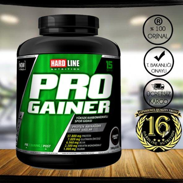 Hardline Progainer Karbonhidrat 3000 Gr