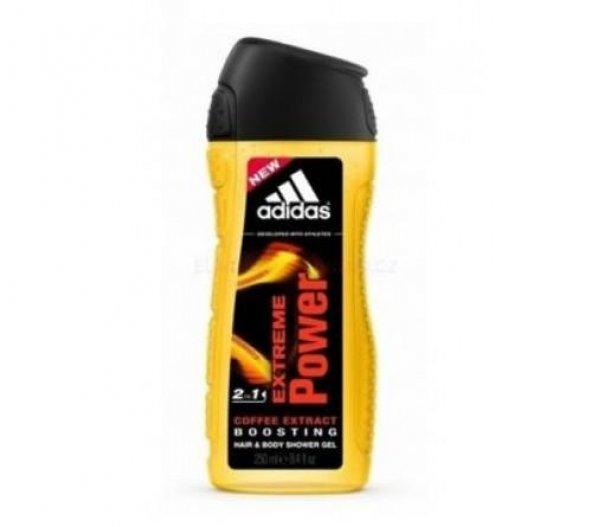 Adidas Extreme Power Saç Ve Vucüt Jeli 250 ML