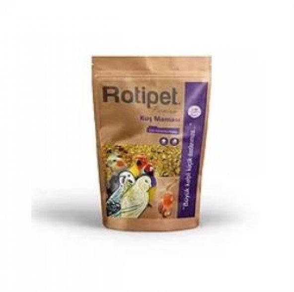 Rotipet Premium Kuş Maması 1 KG Paket