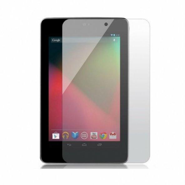 Google Nexus 7 Ekran Koruyucu (Şeffaf) - 3 Adet