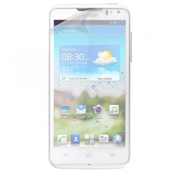 Huawei Ascend D Quad P1 Ekran Koruyucu (Mat) - 1 Adet
