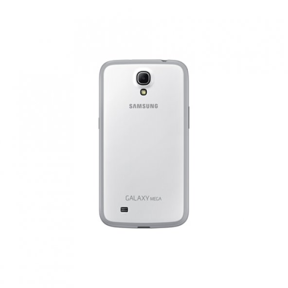 Samsung i9200 Galaxy Mega Orjinal Protective Cover Kılıf - Beyaz