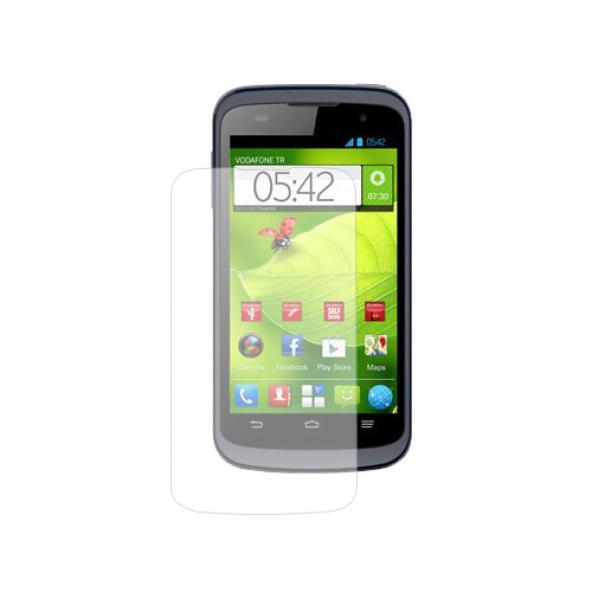 Vodafone Blade V Ekran Koruyucu - Şeffaf - 4 Adet