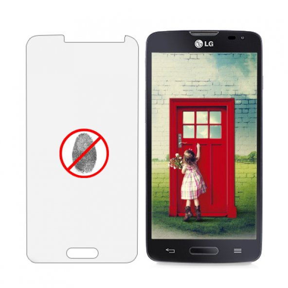 LG D405 L90 Ekran Koruyucu Mat - 4 Adet