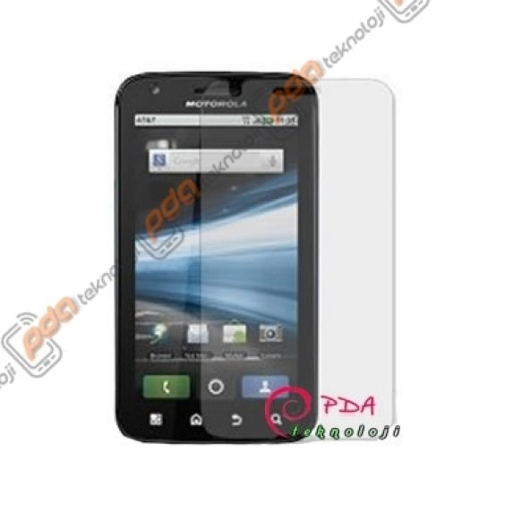 Motorola Atrix Ekran Koruyucu Mat - 4 Adet