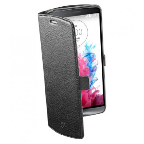 Cellular Line LG G3 Book Essential Kapaklı Kılıf