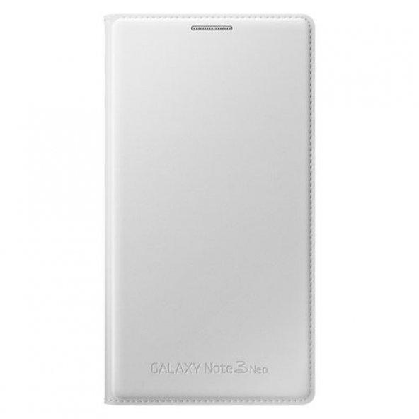 Samsung Galaxy Note 3 Neo Kılıf Orjinal Flip Wallet - EF-WN750BWE