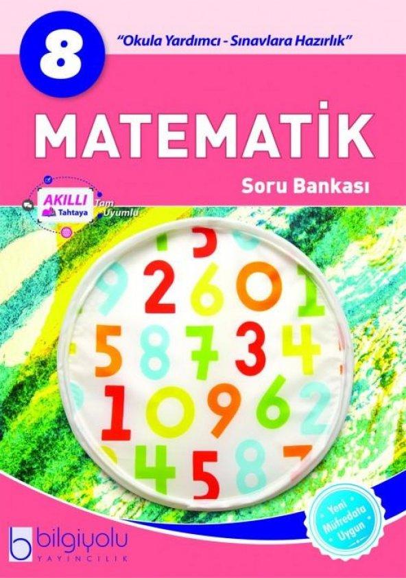 Bilgiyolu 8.Sınıf Matematik Soru Bankası