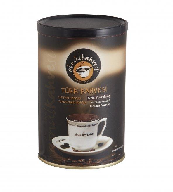 Türk Kahvesi Orta Kavrulmuş 250 gr.