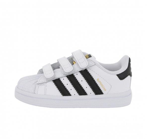 adidas Superstar Cf İ Bebek Spor Ayakkabı Beyaz