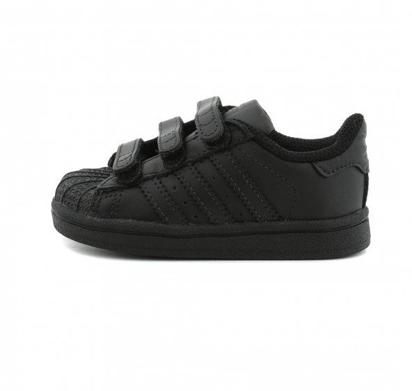 adidas Superstar Cf I Bebek Spor Ayakkabı Siyah