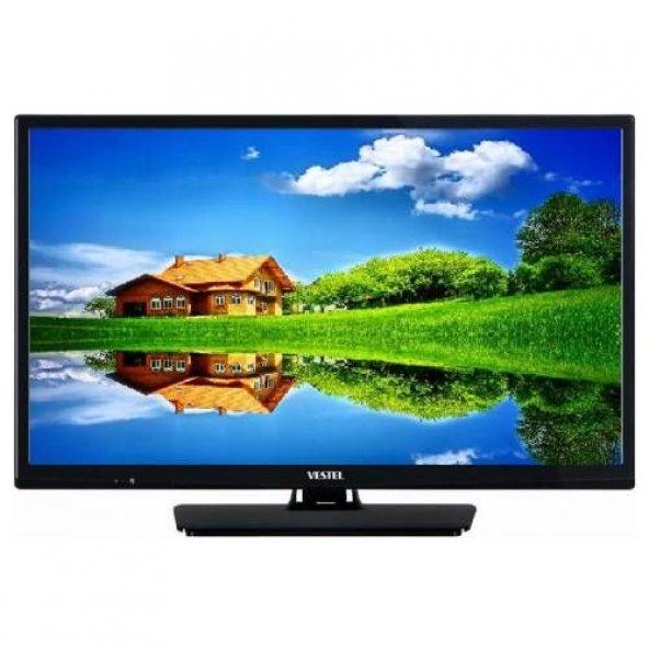 """Vestel 24HD5500 24"""" 61 Ekran Uydu Alıcılı LED TV"""