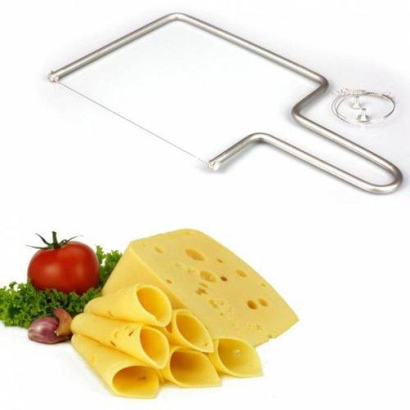 Paslanmaz çelik peynir dilimleyici peynir dilimleme doğrama teli