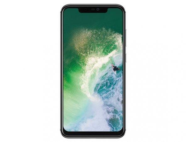 Casper Via A3 Plus 64 GB Platin Gri Cep Telefonu (Casper Tükiye Garantili)