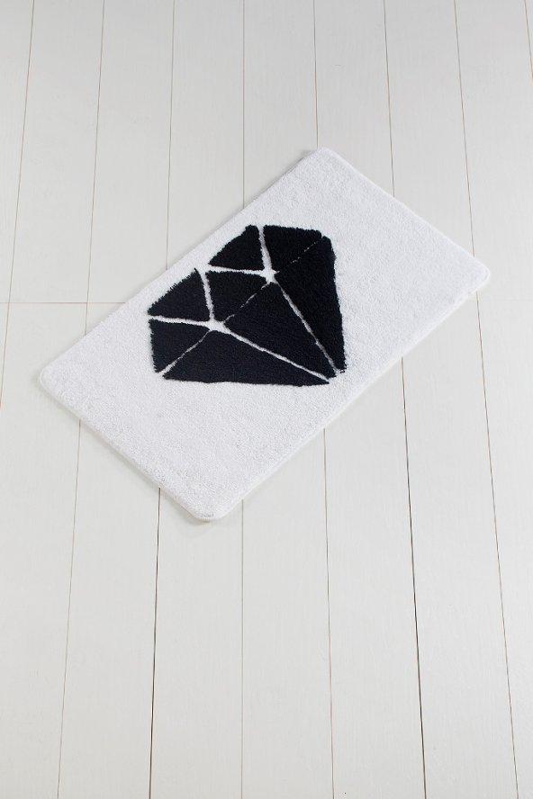 DIAMOND BEYAZ 60x100 cm
