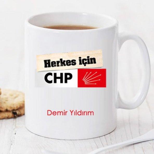 Herkes İçin CHP Kişiye Özel Kupa Pi195