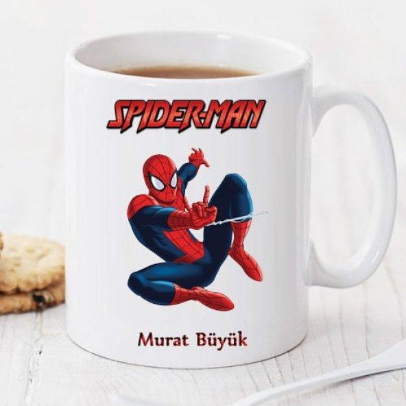 Spiderman Kişiye Özel Kupa Pi213