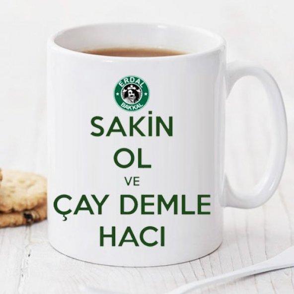 Çay Demle Hacı Kişiye Özel Kupa Pi242