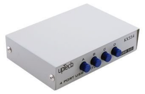 KX554 PRINTER  MANUEL 4 LÜ SWITCH 4 PORT USB PRİNTER