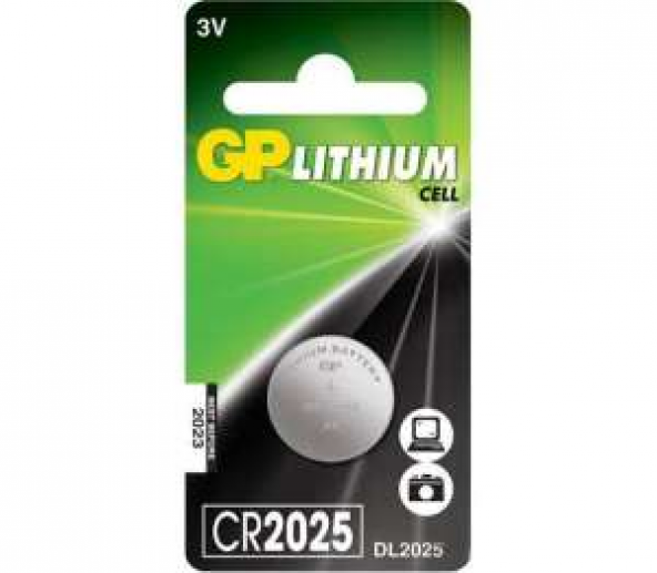 GPL09 GP2025 3V LITYUM PİL