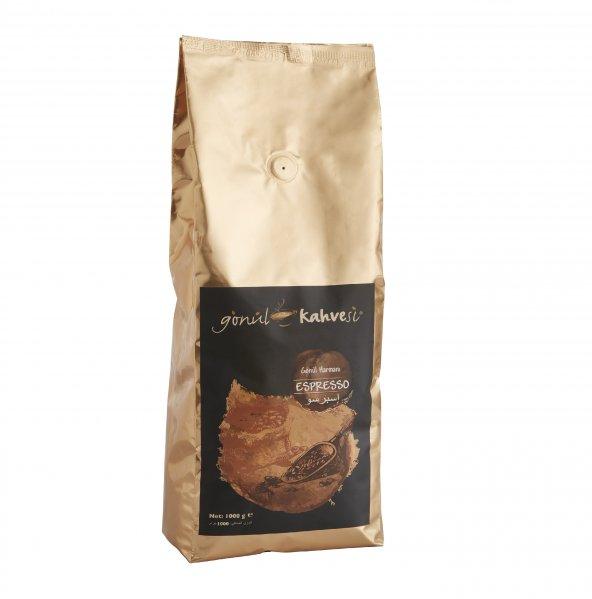 Gönül Harmanı Espresso 1000 gr.