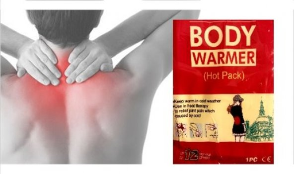 Vücut Isıtıcı Body Warmer Hot Pack
