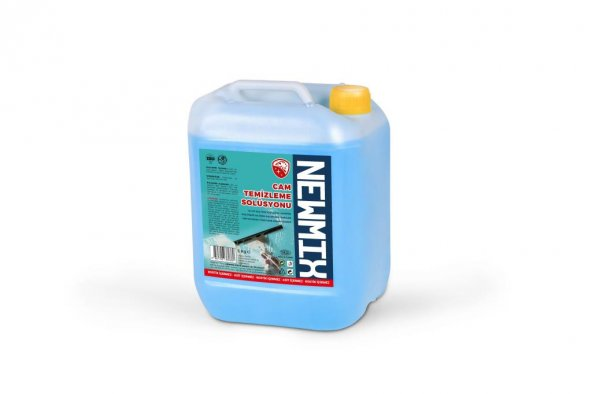 NEWMİX Cam Temizleme Solüsyonu-5 Kg
