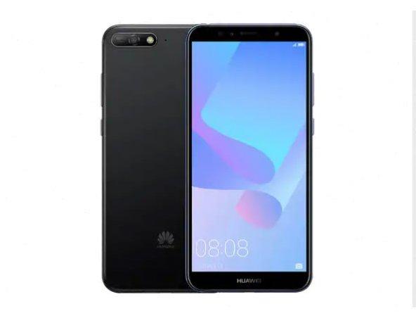 Huawei Y6 2018 16GB Black Cep Telefonu (Huawei Türkiye Garantili)