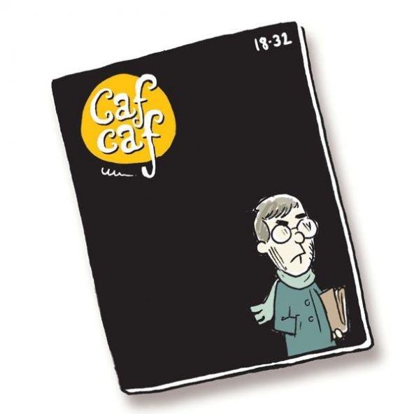 Cafcaf 1. Cilt (18-32)