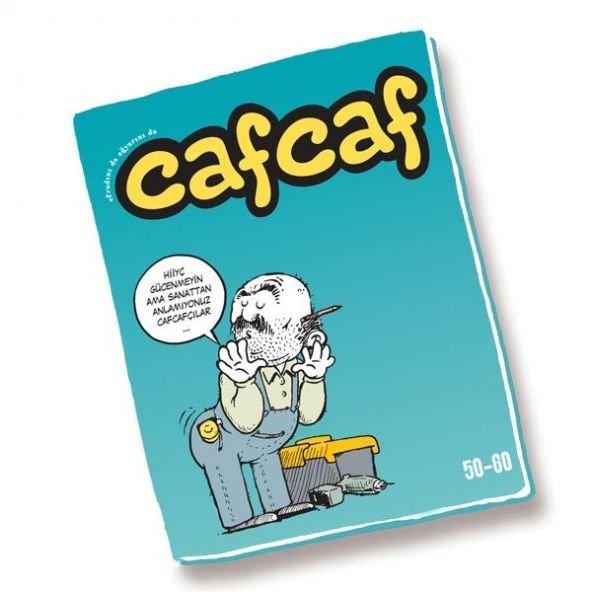 Cafcaf 3. Cilt (50-60)