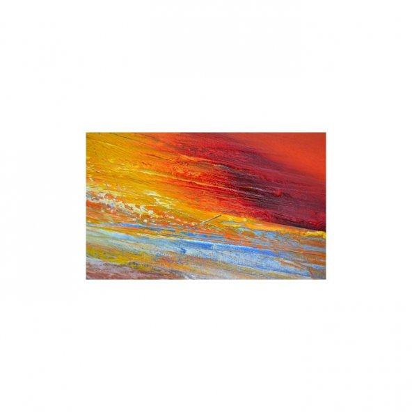 Colours Kanvas Tablo 135X85 Cm