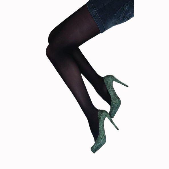 Daymod Mycro 50 Bayan Külotlu Çorap Opak Mikro Muz Çorap