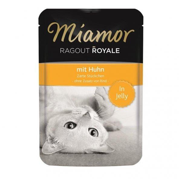 Miamor Ragout Tavuklu Pouch Kedi Maması 100 Gr