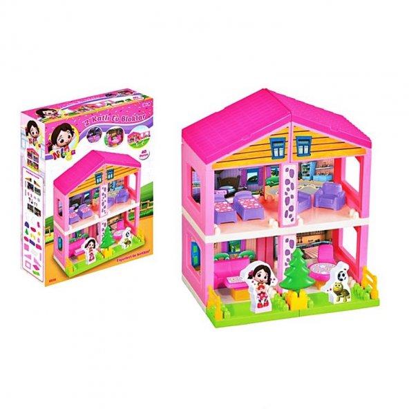 Niloya İki Katlı Ev Bloklar